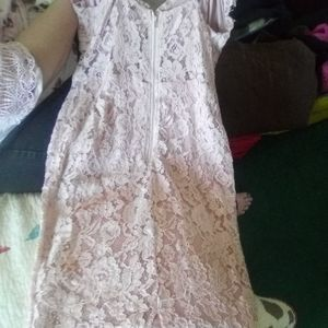 Ladies Lace Dress